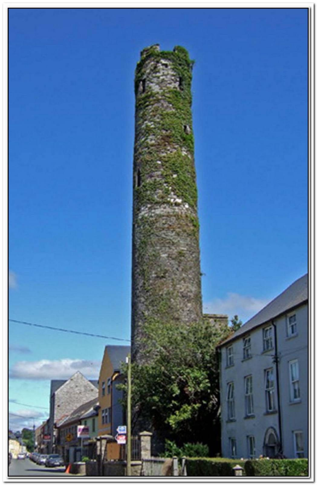 The Round Tower Restoration