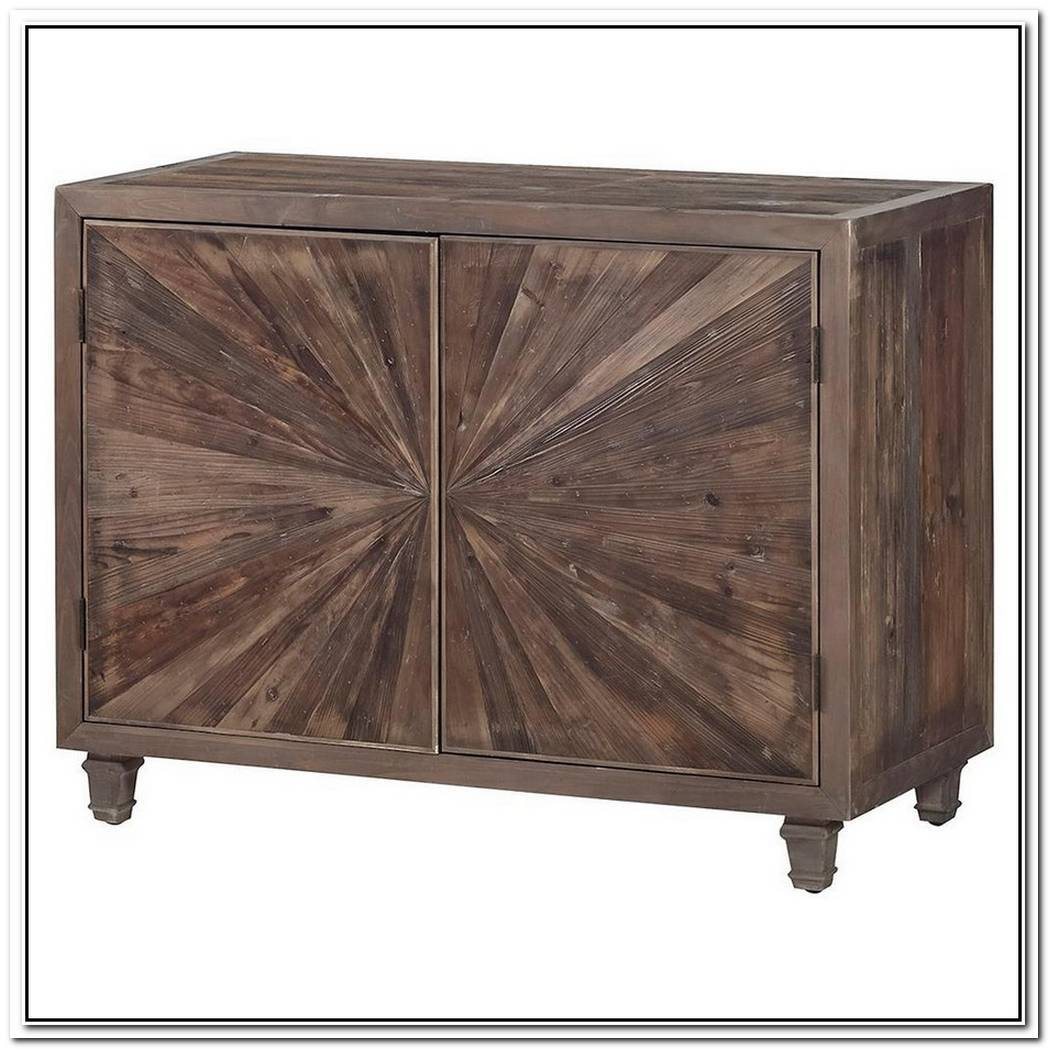 The Rustic Lodge Bar Cabinet