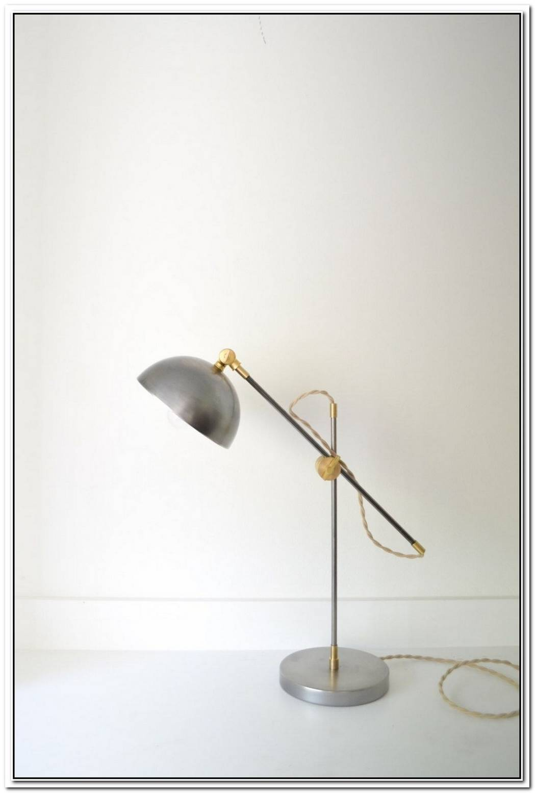 The Snövsen Desk Lamp By Madebywho