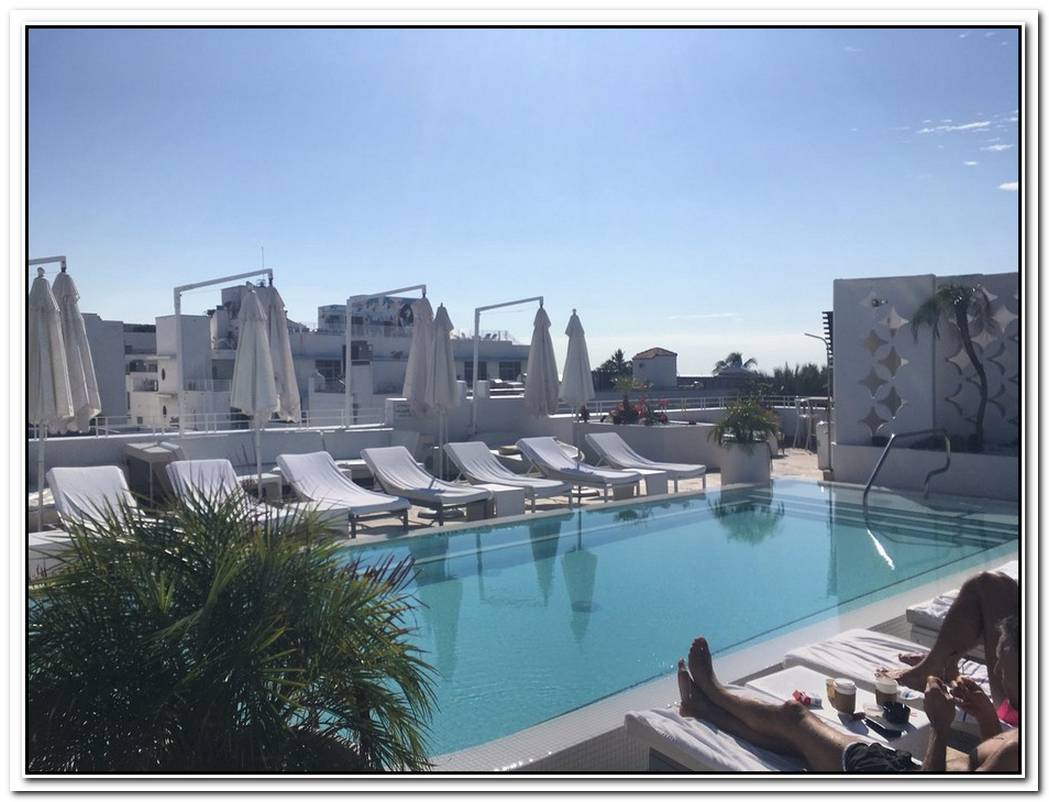 The Stylish And Luxurious Dream South Beach Boutique Hotel