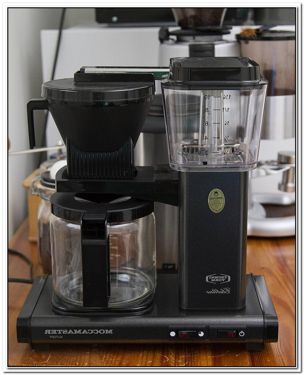 The Technivorm Grand Coffee Maker Aka The Moccamaster