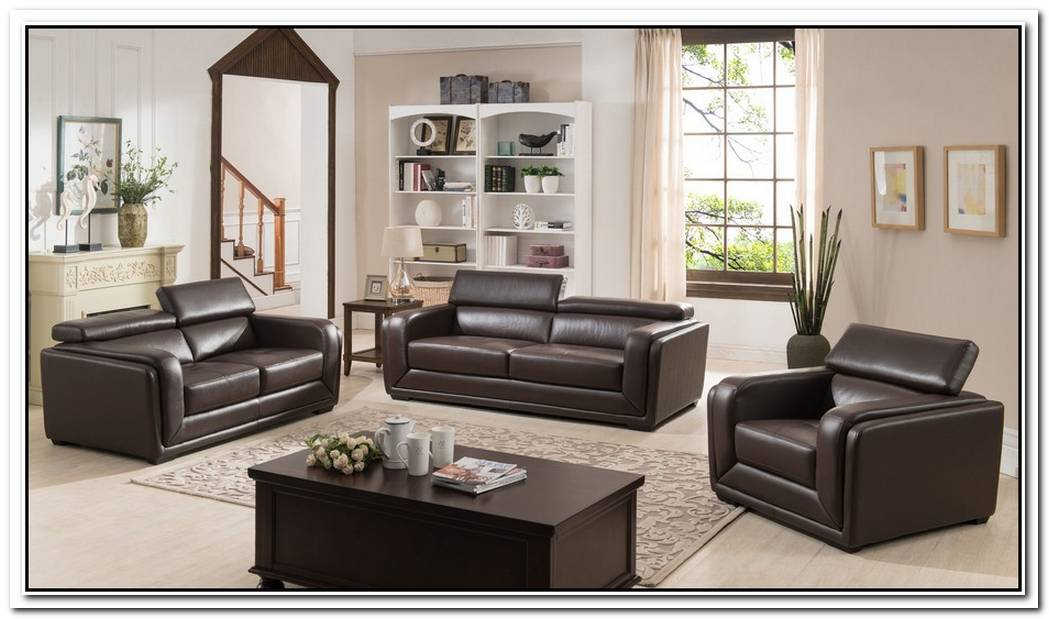 The Timeless Calvin Leather Sofa