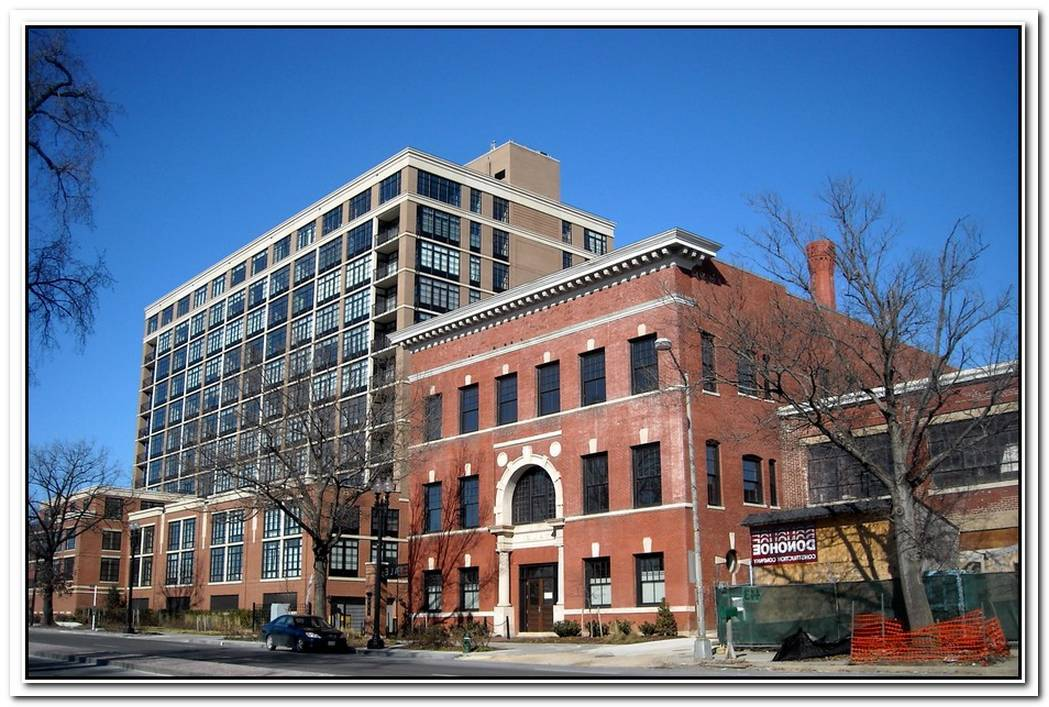 The Yale Steam Laundry Condominiums Transformation