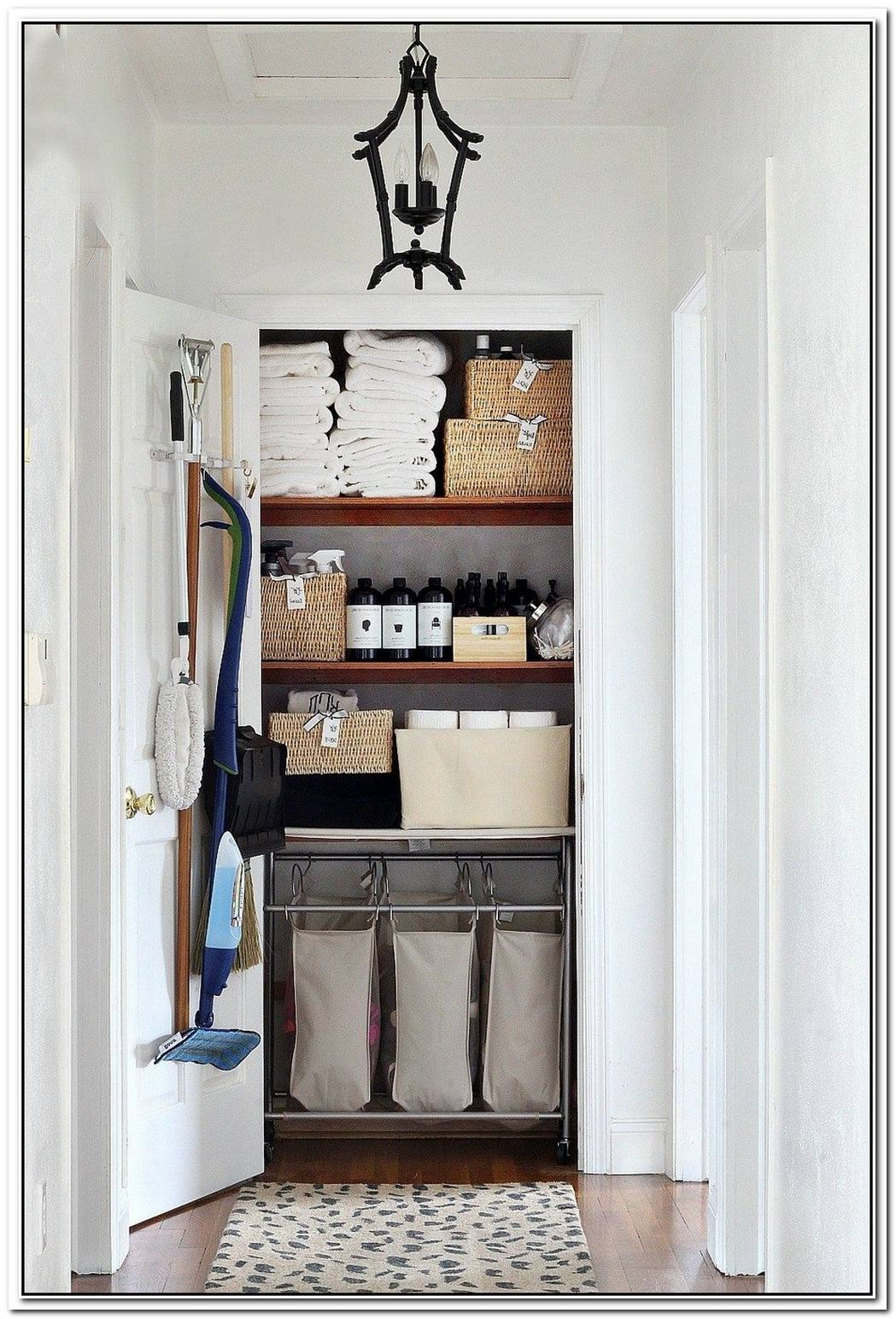 These 10 Items Can (Finally) Organize Your Linen Closet