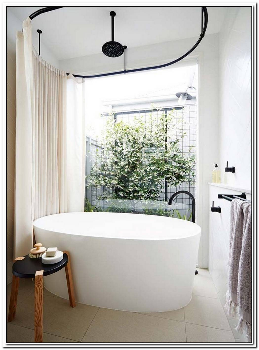 These 8 Bathroom Ideas Are The Reason We Love A Good Bathtub Shower Combination