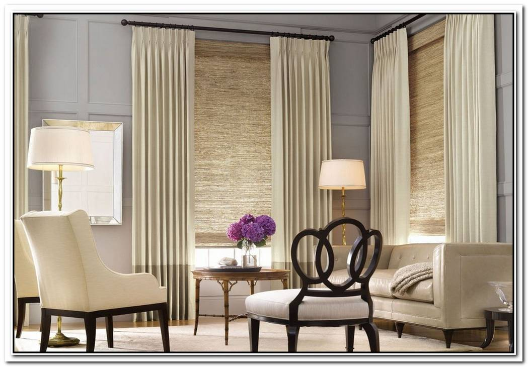 These Types Of Curtains Are More Than Just Window Dressing