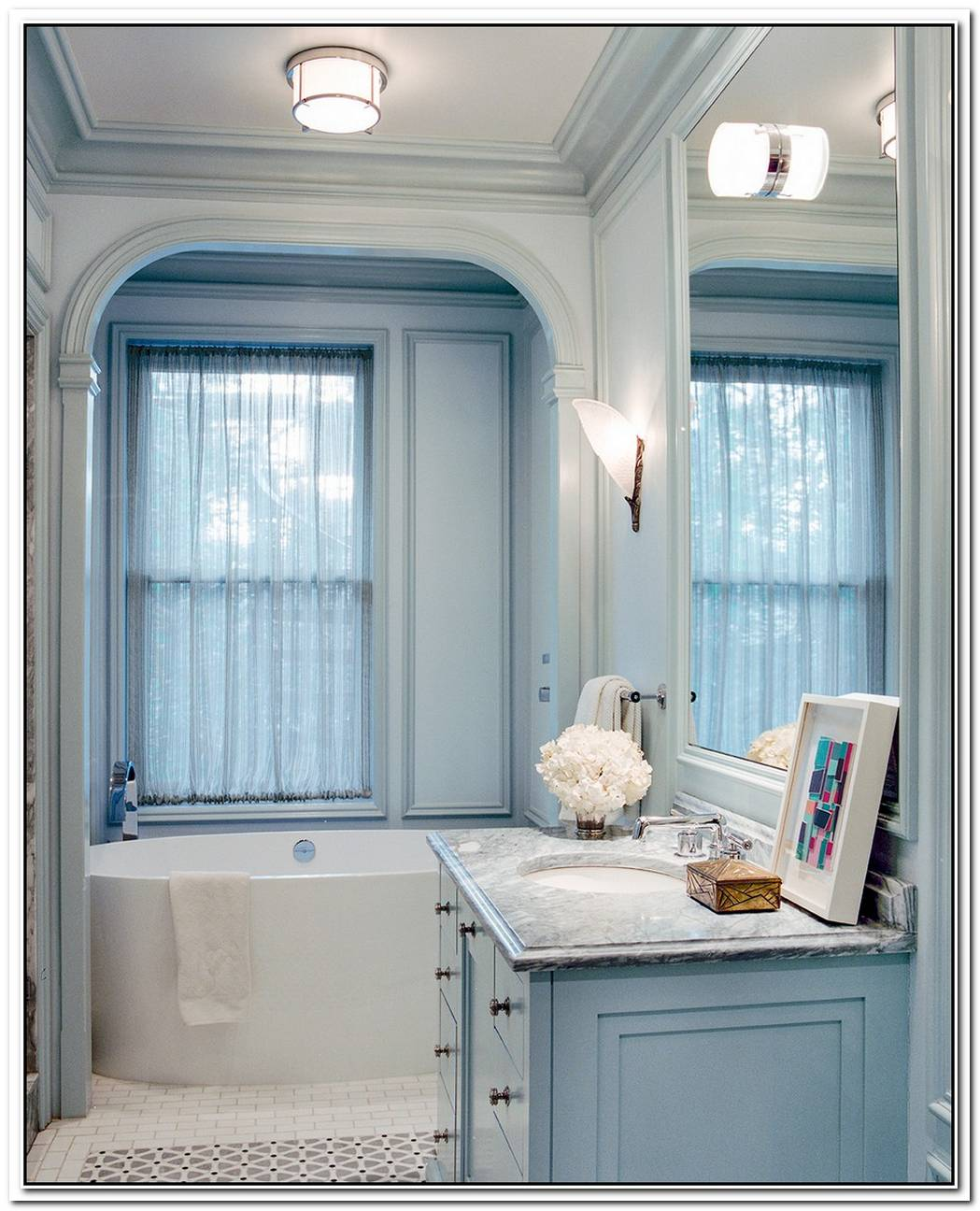 Things You Should Consider When Choosing The Bathroom Lighting