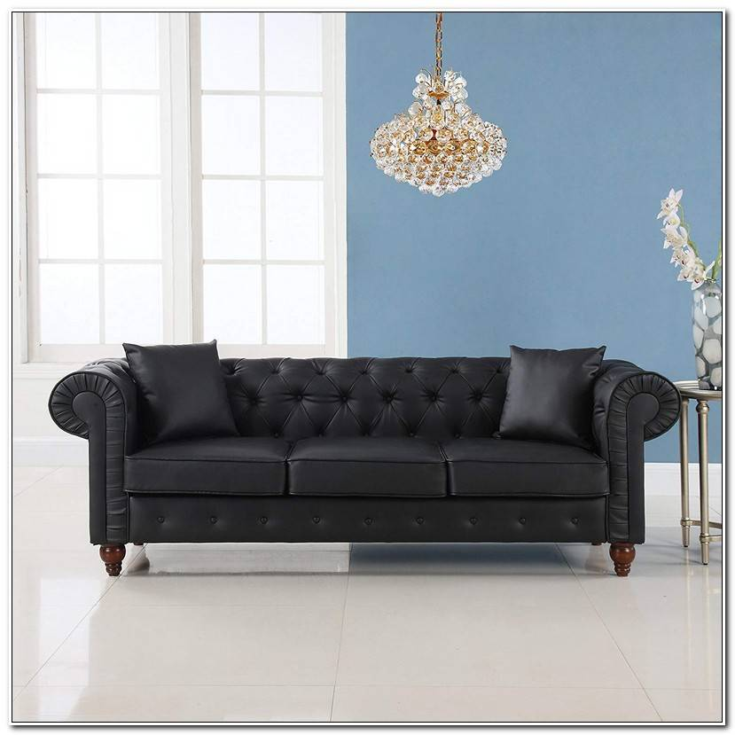 This Chesterfield Sofa Stoff