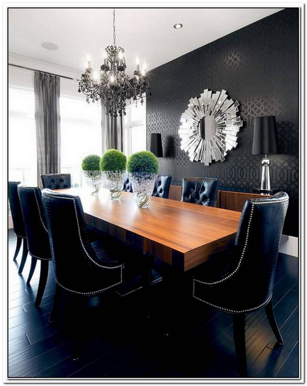 This Is How To Nail A Contemporary Dining Room Design