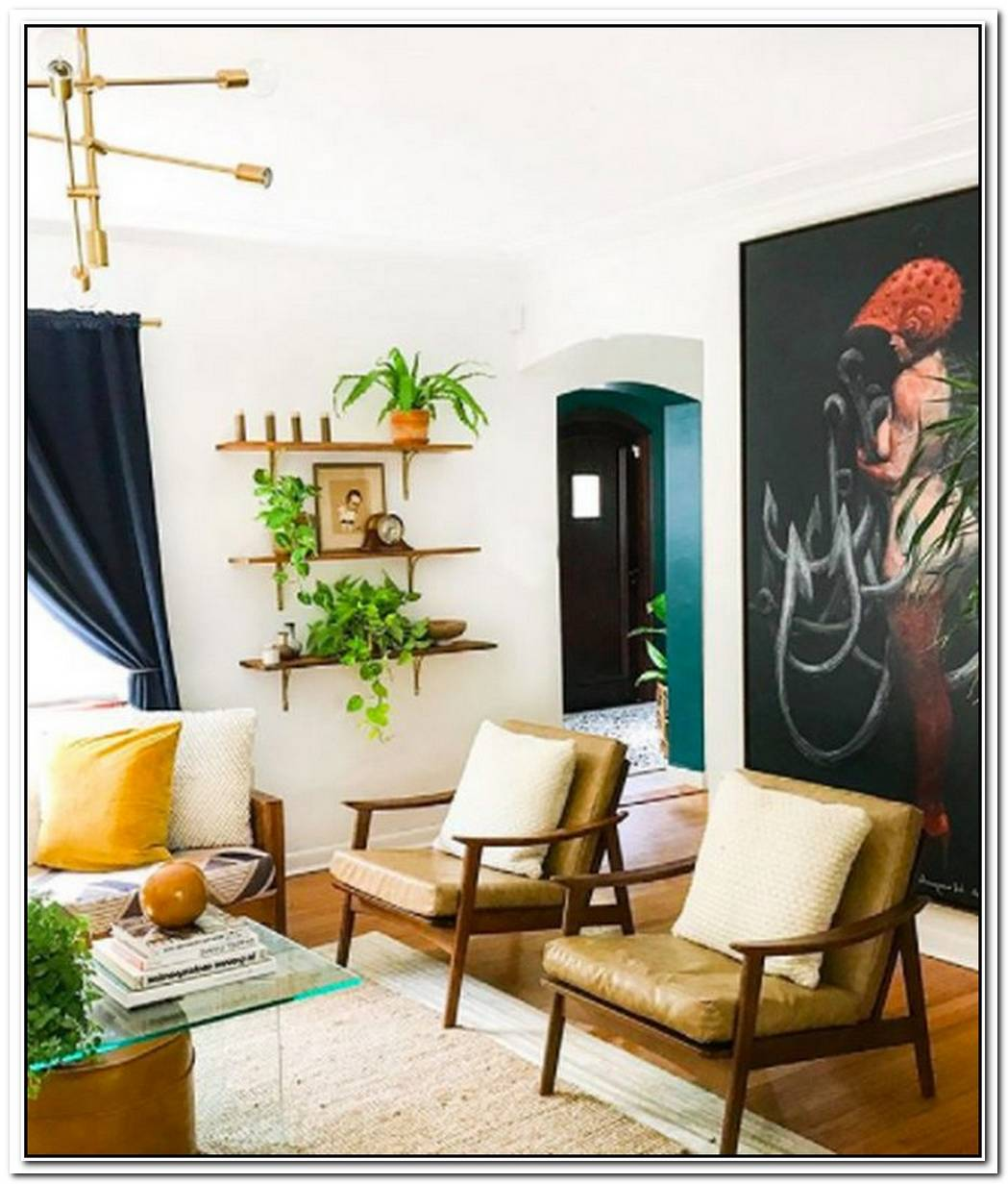 This Is How To Nail A Sophisticated Boho Space