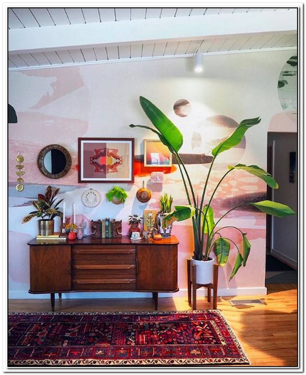 This Singer Songwriter'S Mod Desert Boho Living Room Is All Sorts Of Yes