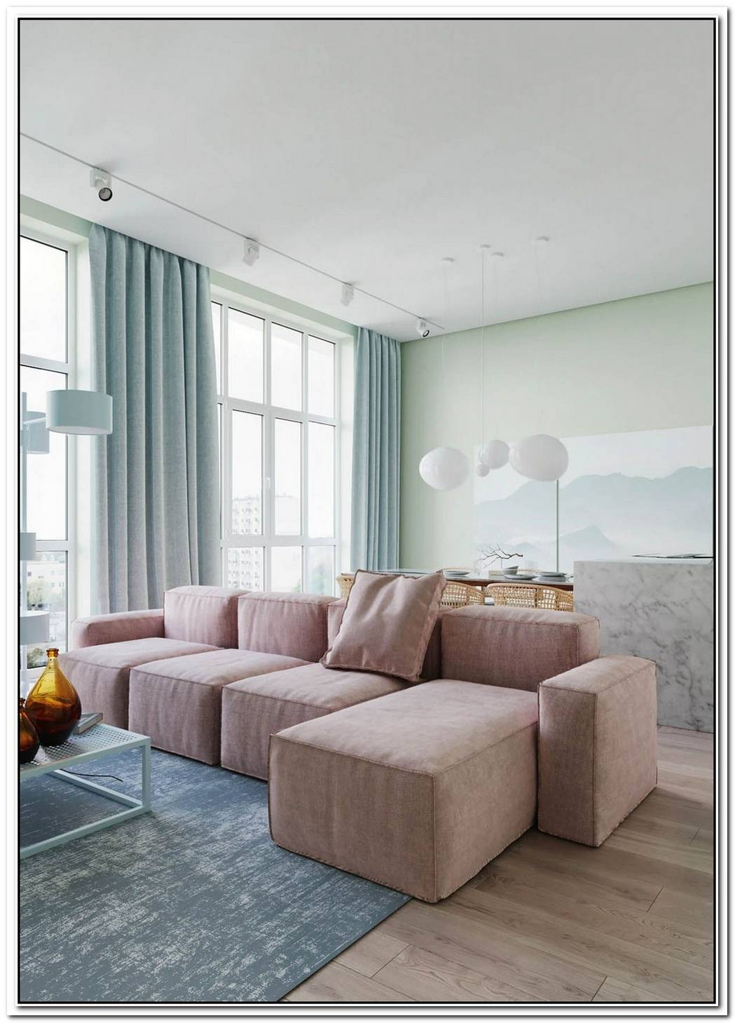 Three Pretty Pastel Home Decor Schemes