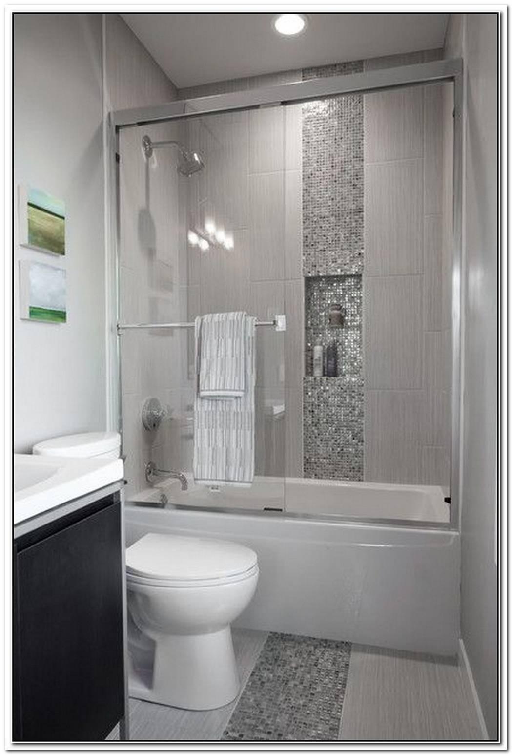 Tiled Bathroom Small Amazing