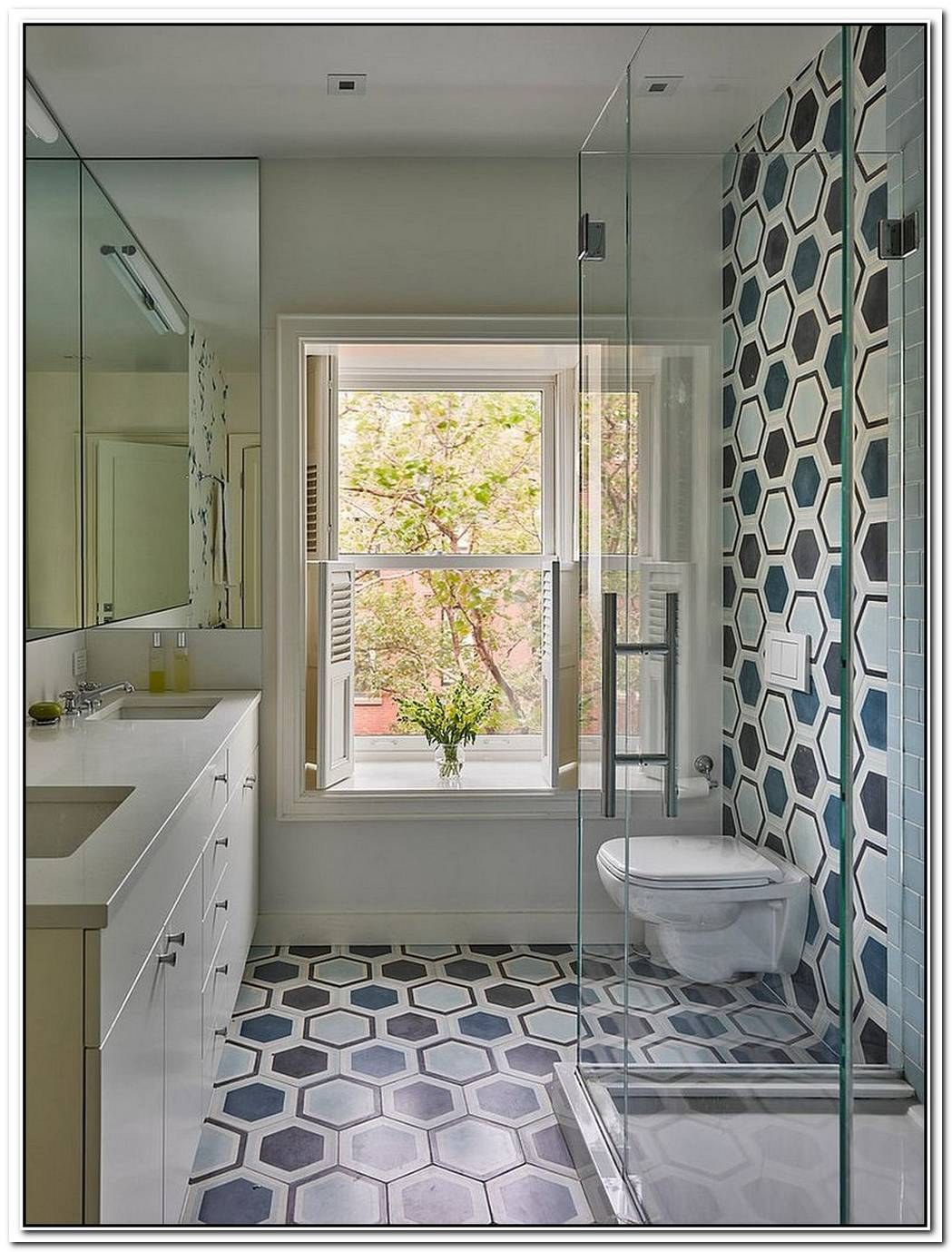 Tiles To StylesSmart Bathroom Decorating Trends With A Difference
