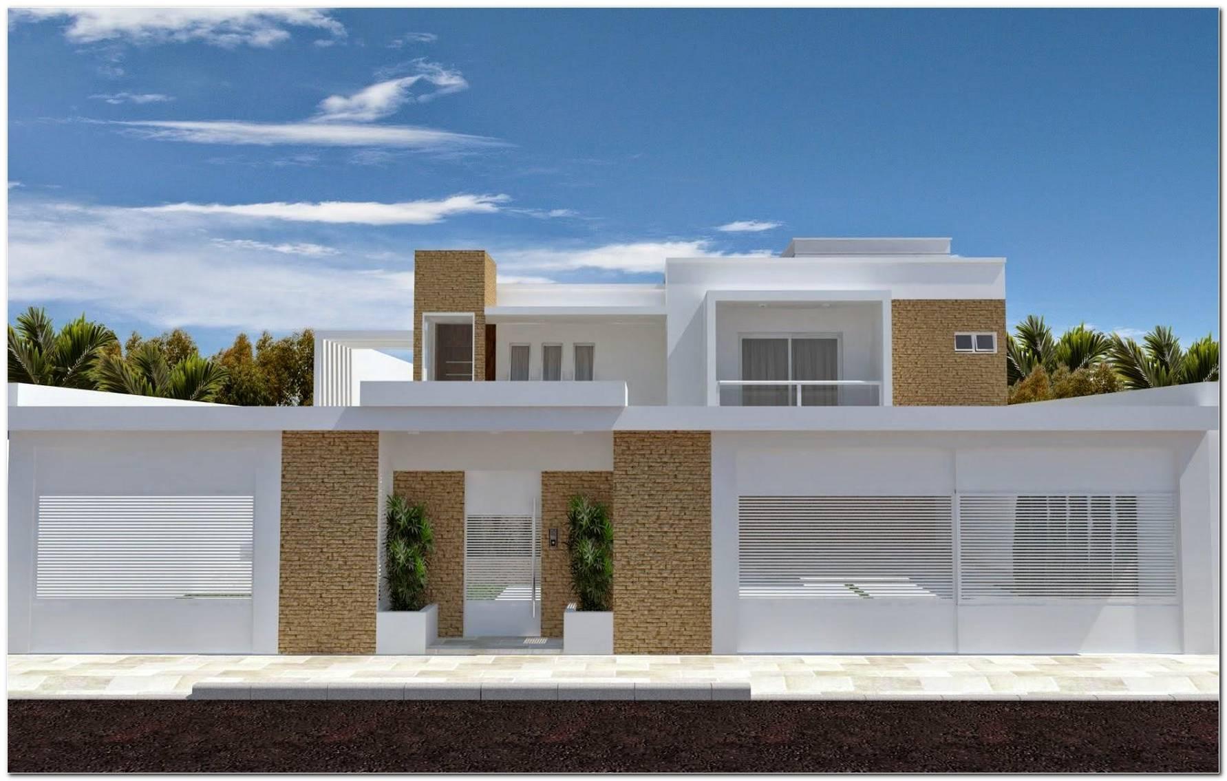 Tipos De Muros De Casas