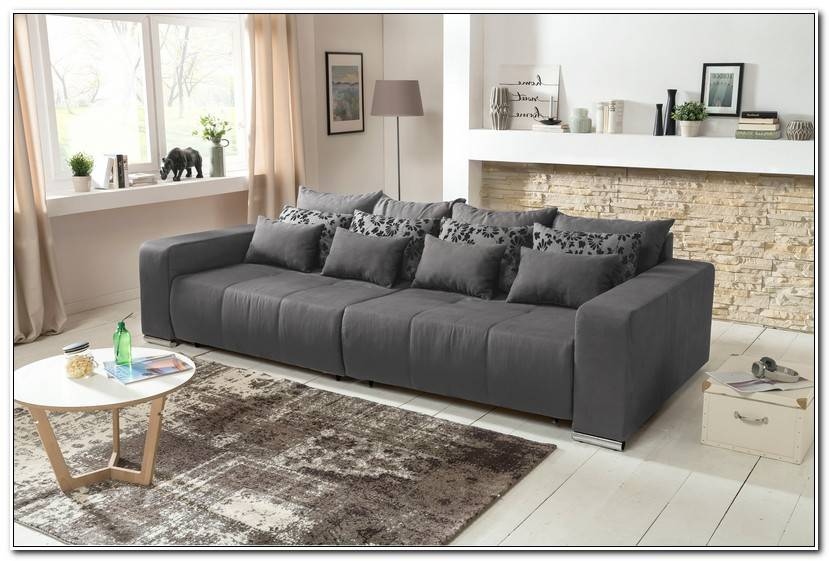 To Big sofa Mit Schlaffunktion