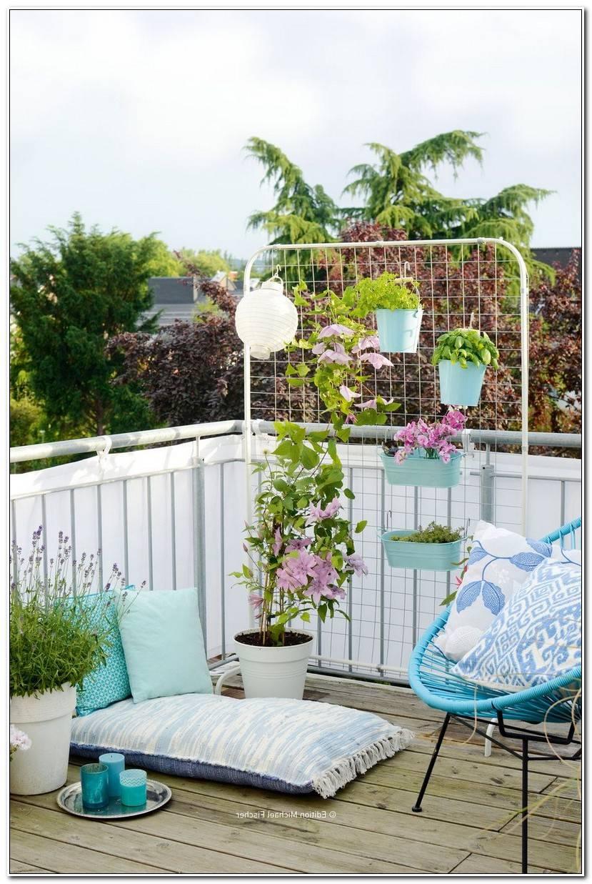 To Ideen Für Balkon