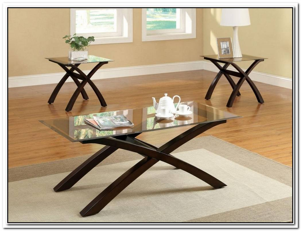 Top 4 Modern Glass Coffee Tables