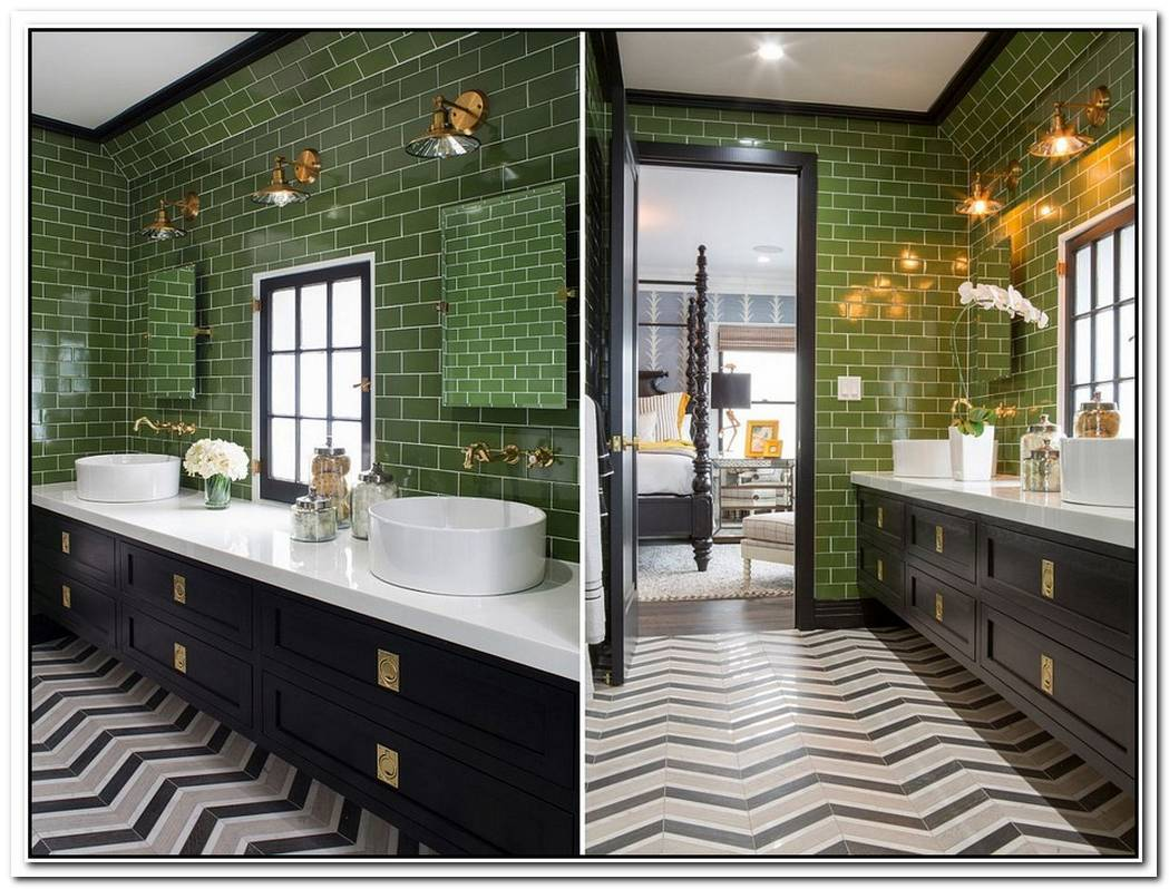 Top Bathroom Color Trends Of The SeasonRefreshingNatural And Polished