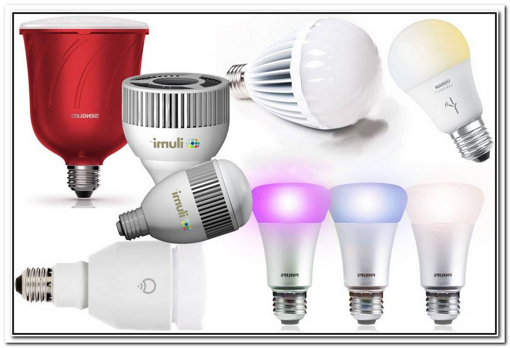 Top Of The Class The Best Smart Light Bulbs