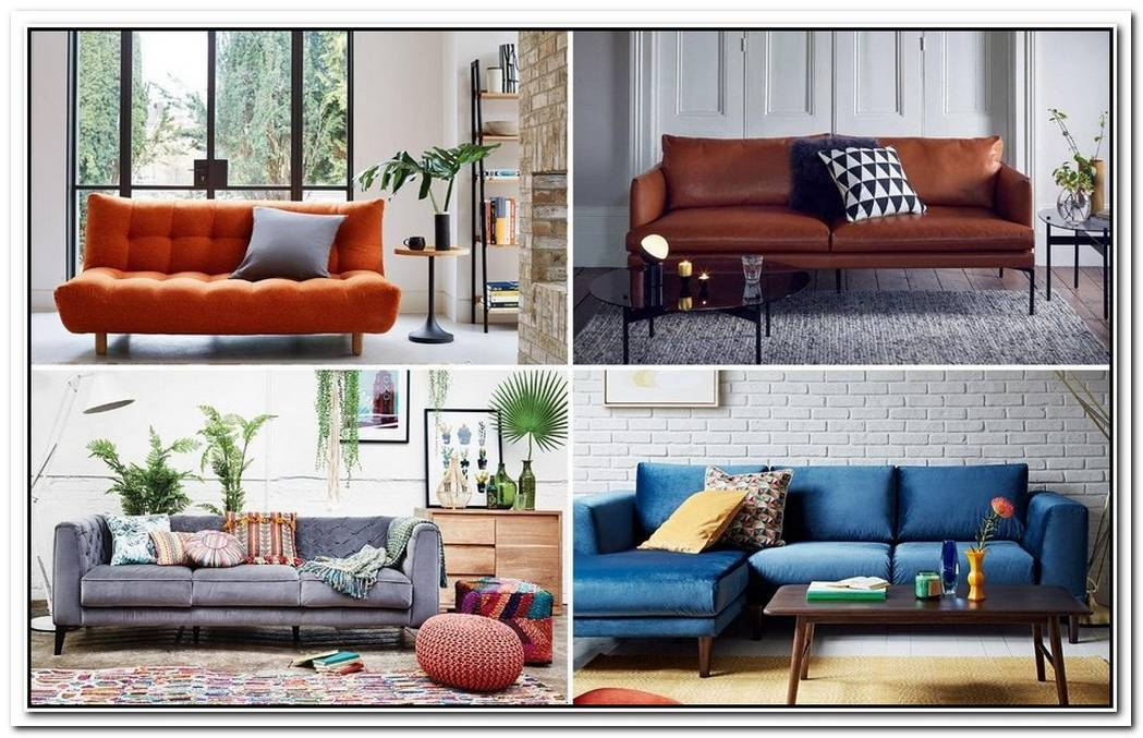 Top Ten Leather Sofas We Love
