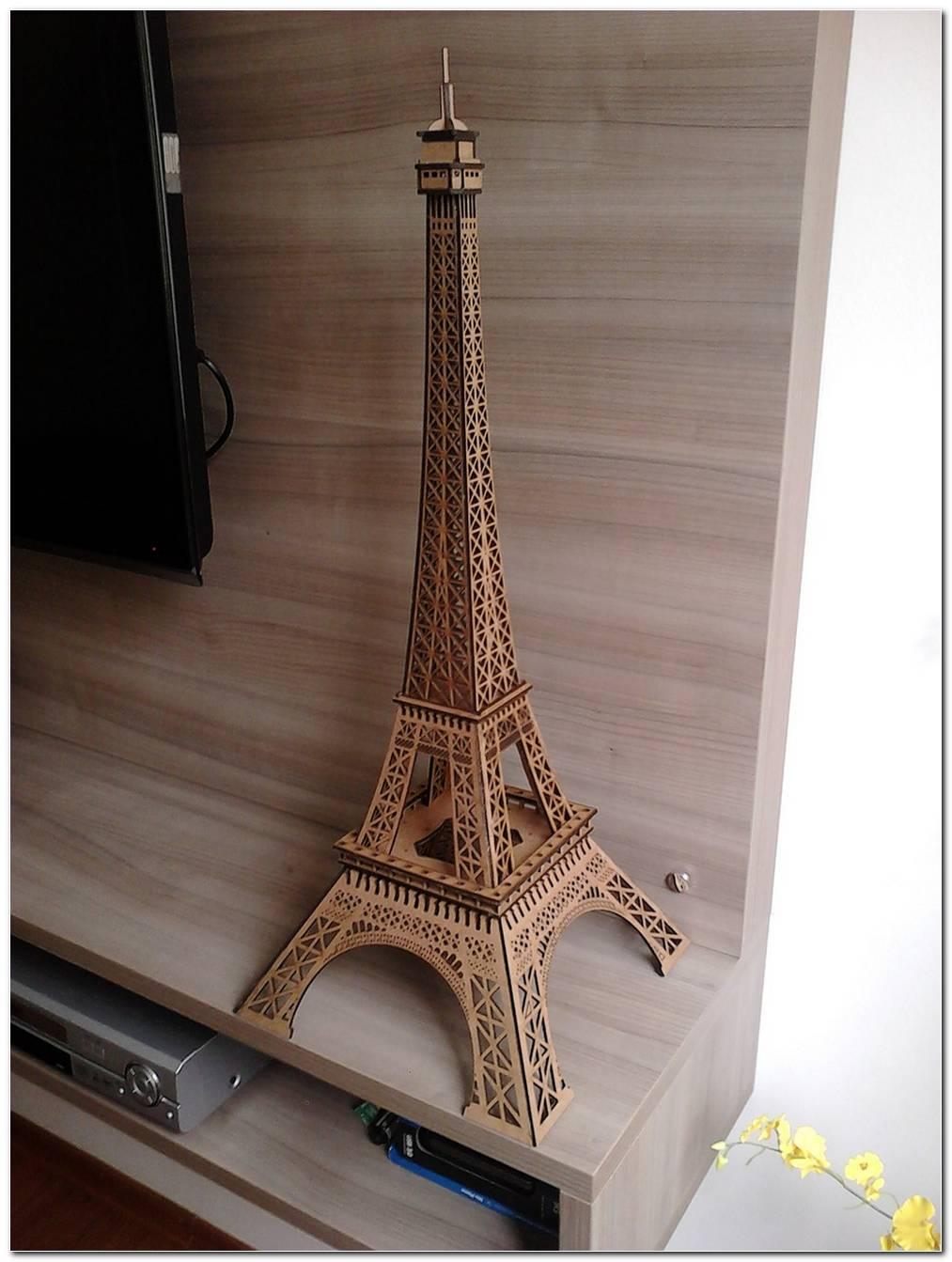 Torre Eiffel Na Decoração Como Fazer E Fotos