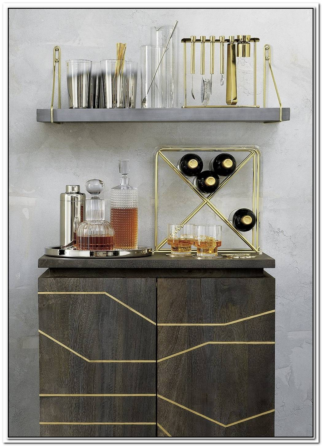 Trendy Barware Ideas For Home Settings