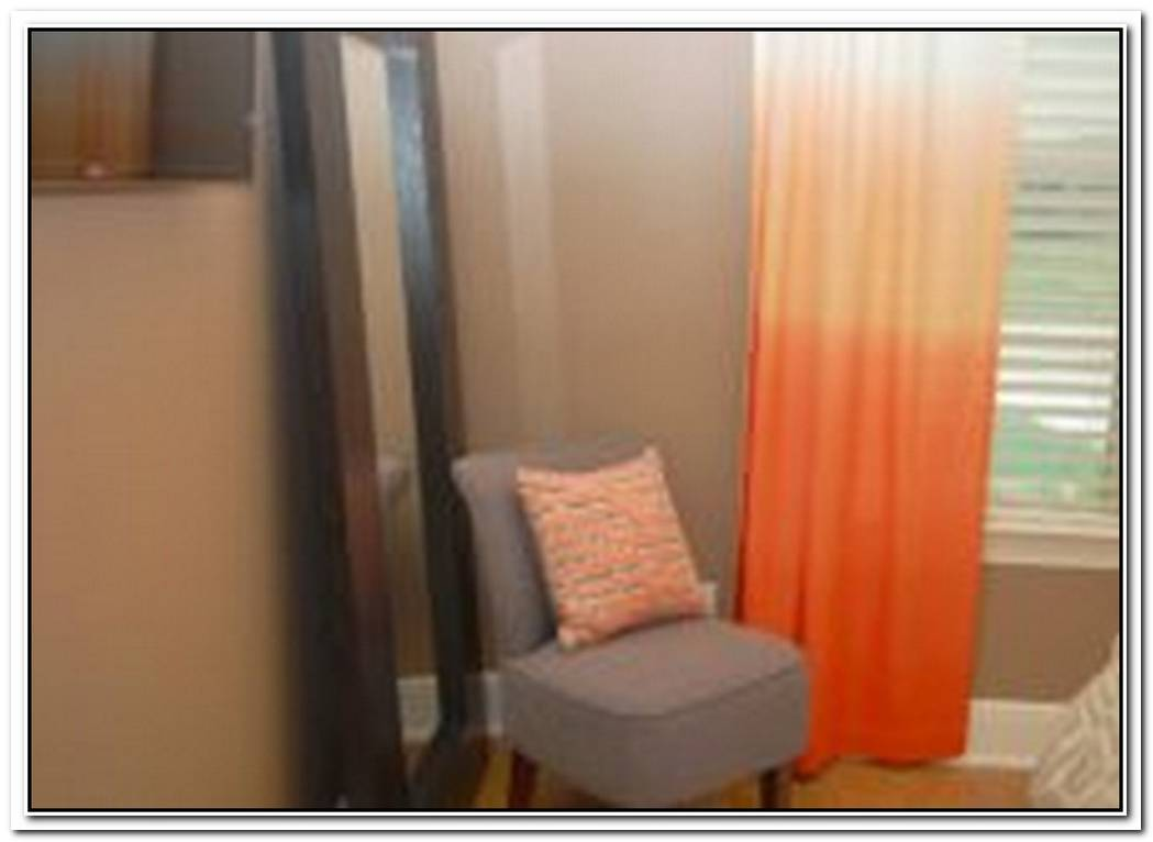 Trendy Ombre Curtains In ColdWarm And Neutral Hues