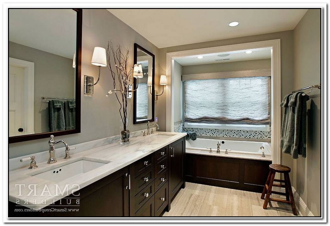 Tub Craftsman Bathroom Modern