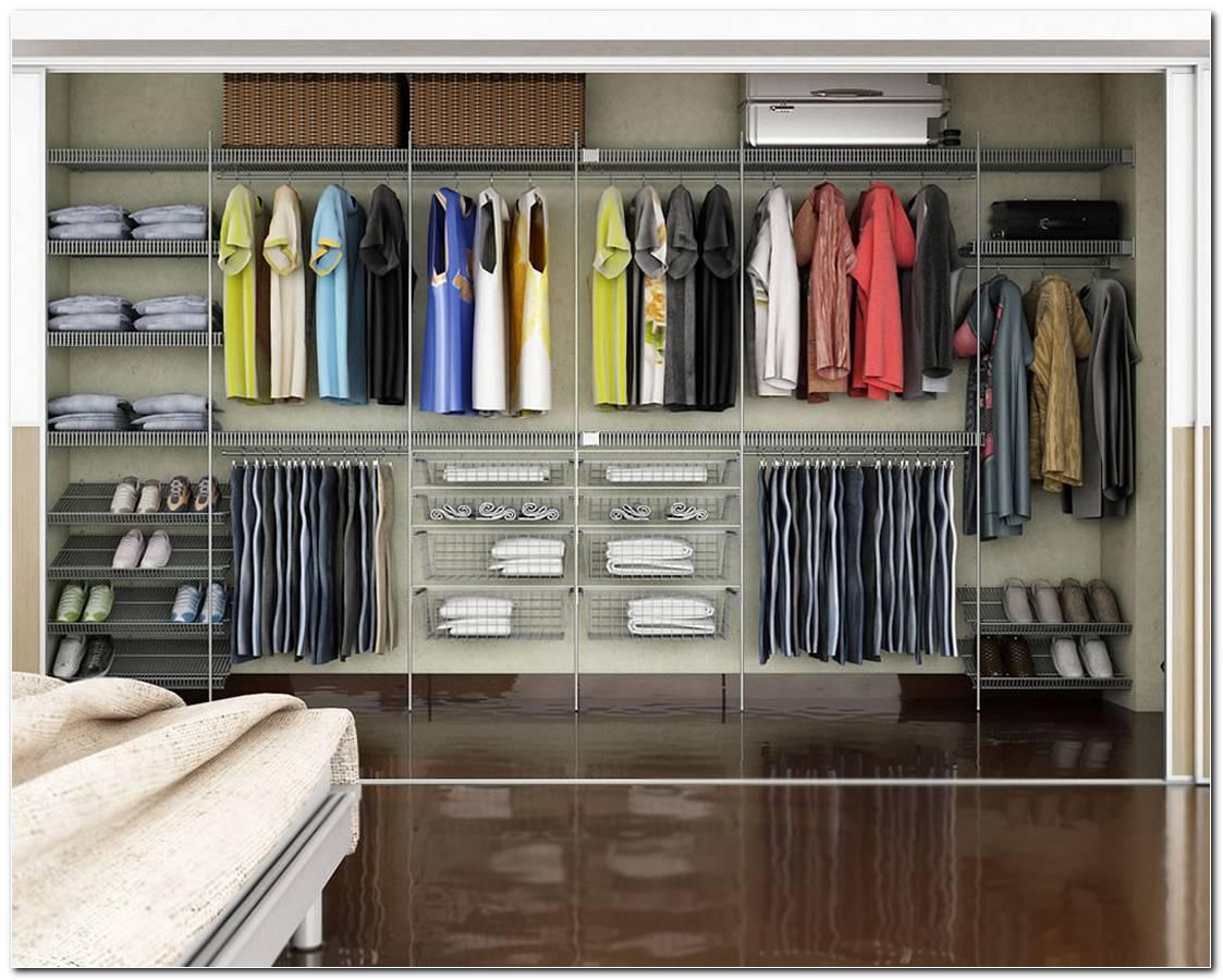 Tudo Sobre Closet Masculino Projetos E Como Organizar