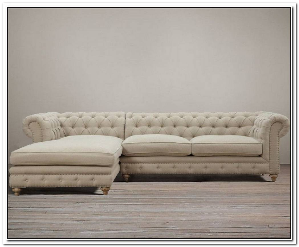Tufted Modular Sofa