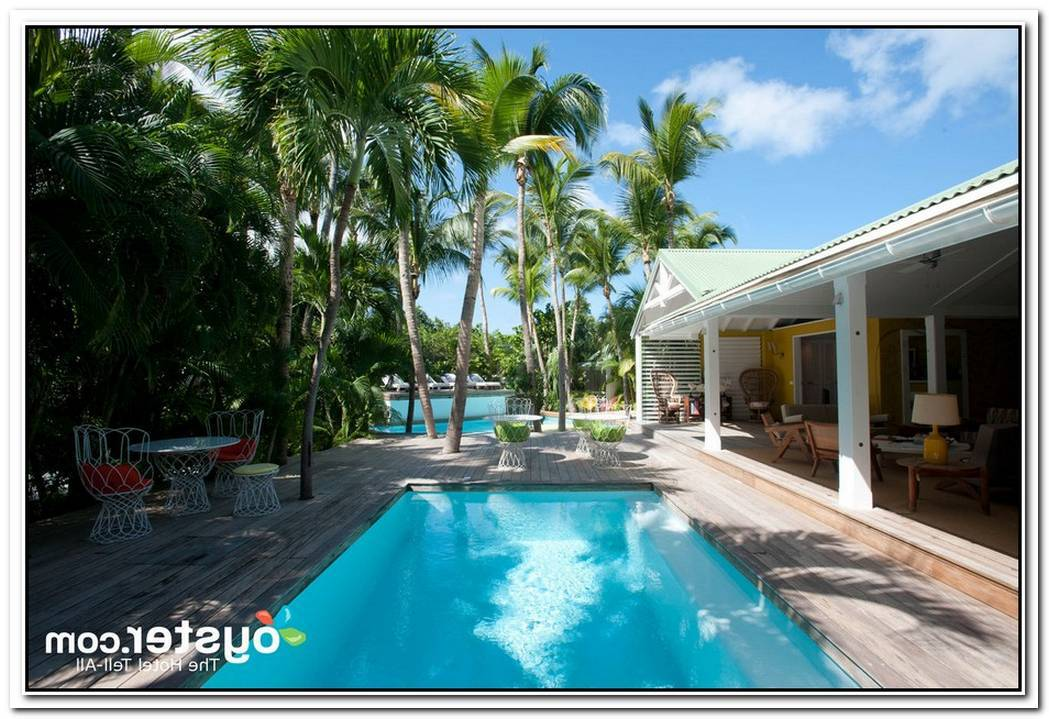 Turquoise Hotel La Banane In St Barths