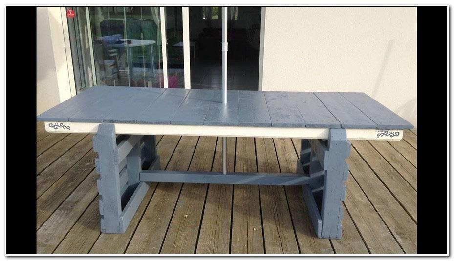 Tuto Table A Manger En Palette