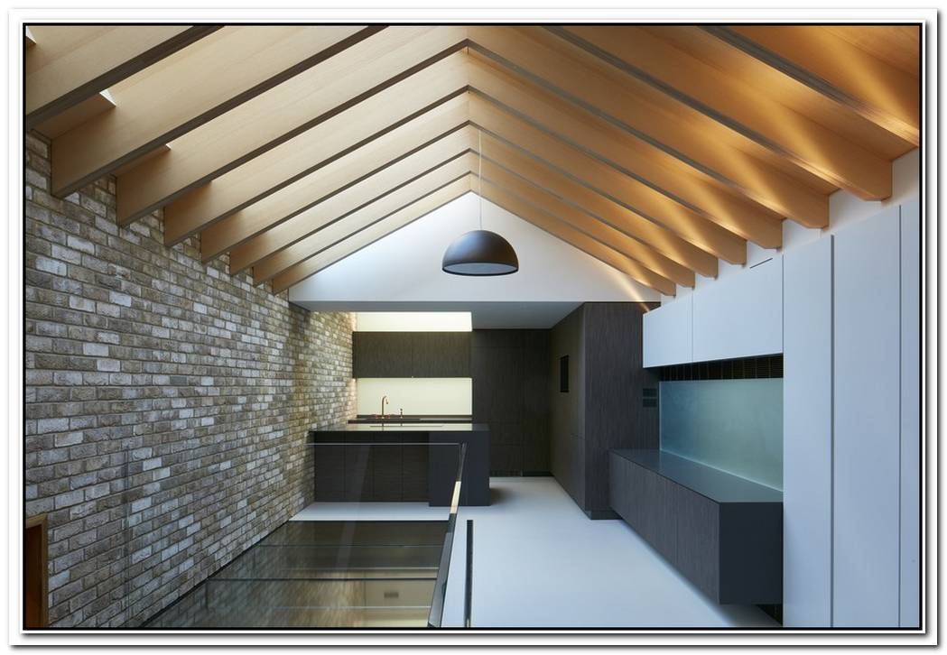 Two Levels Hidden House In London