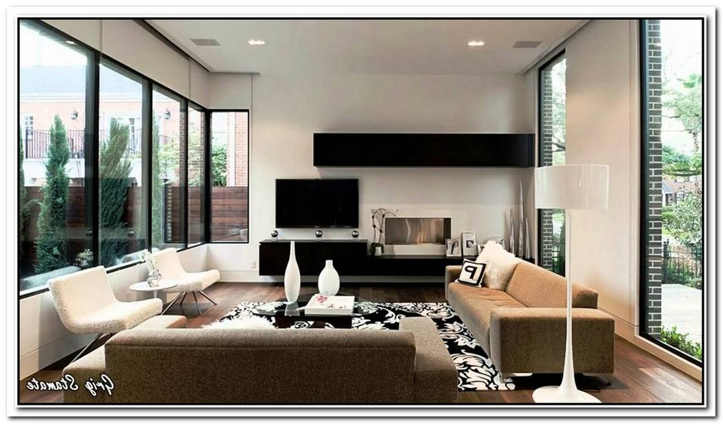 Ultra Modern Living Rooms