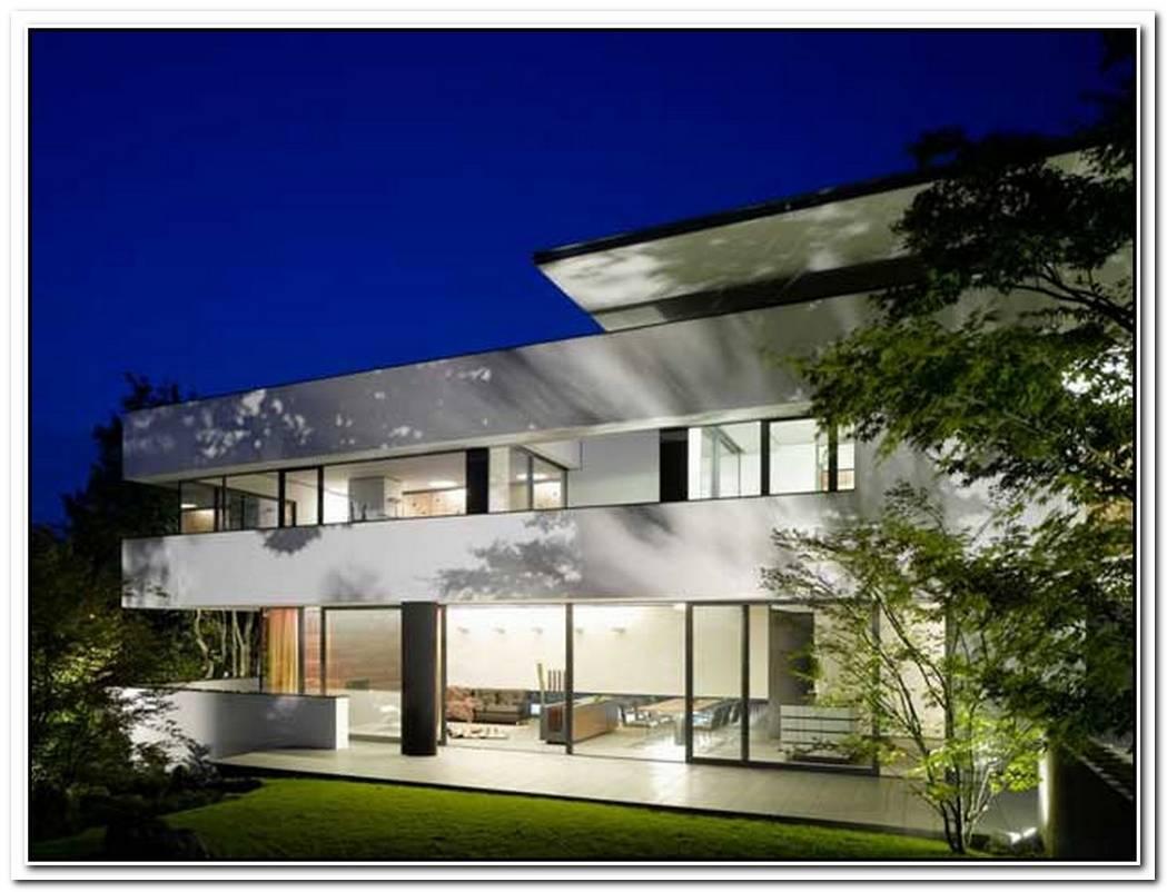 Uncluttered Residential Space In Stuttgart – House Heidehof