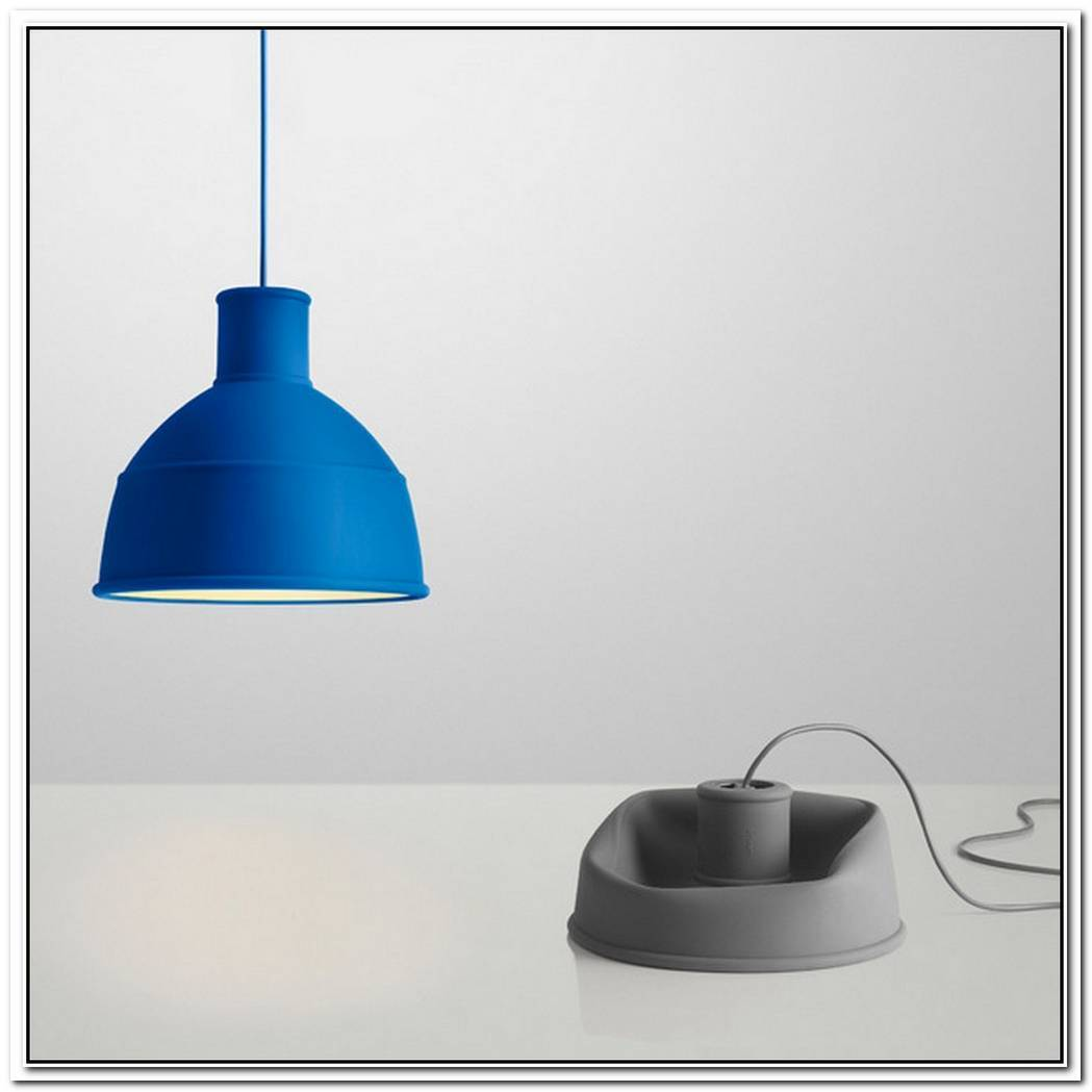 Unfold – Unique Rubber Pendant Lamp From Muuto