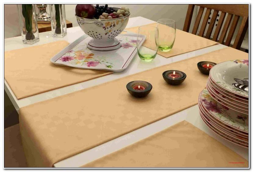 Unique Abwaschbare Tischdecke