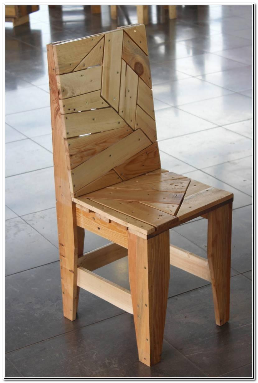 Unique Chaise Bois Paille