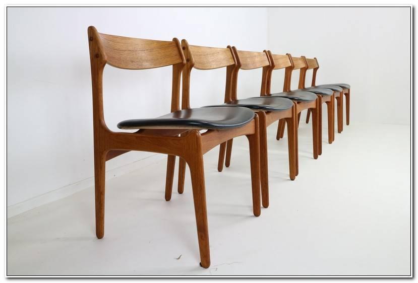 Unique Chaise Cuir Vintage