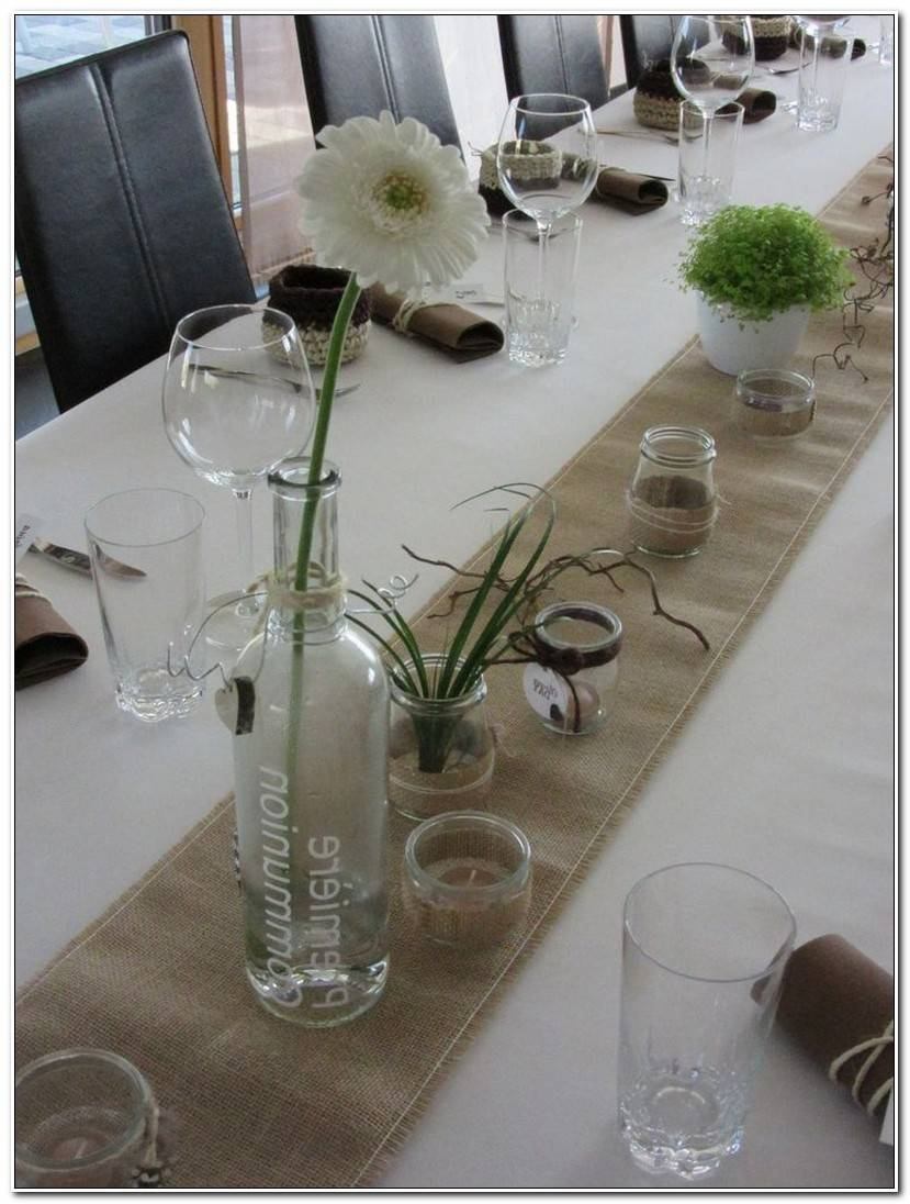 Unique Deco Table Communion