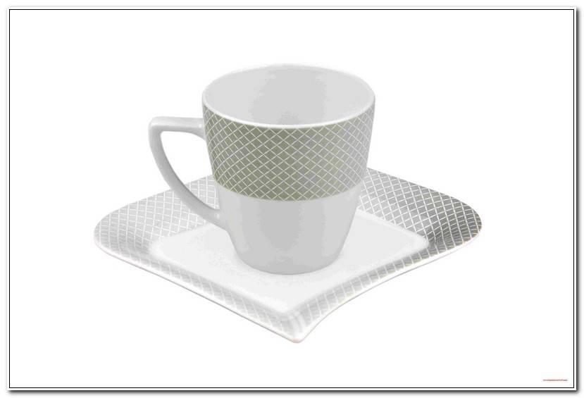 Unique Kaffeeservice Weiß