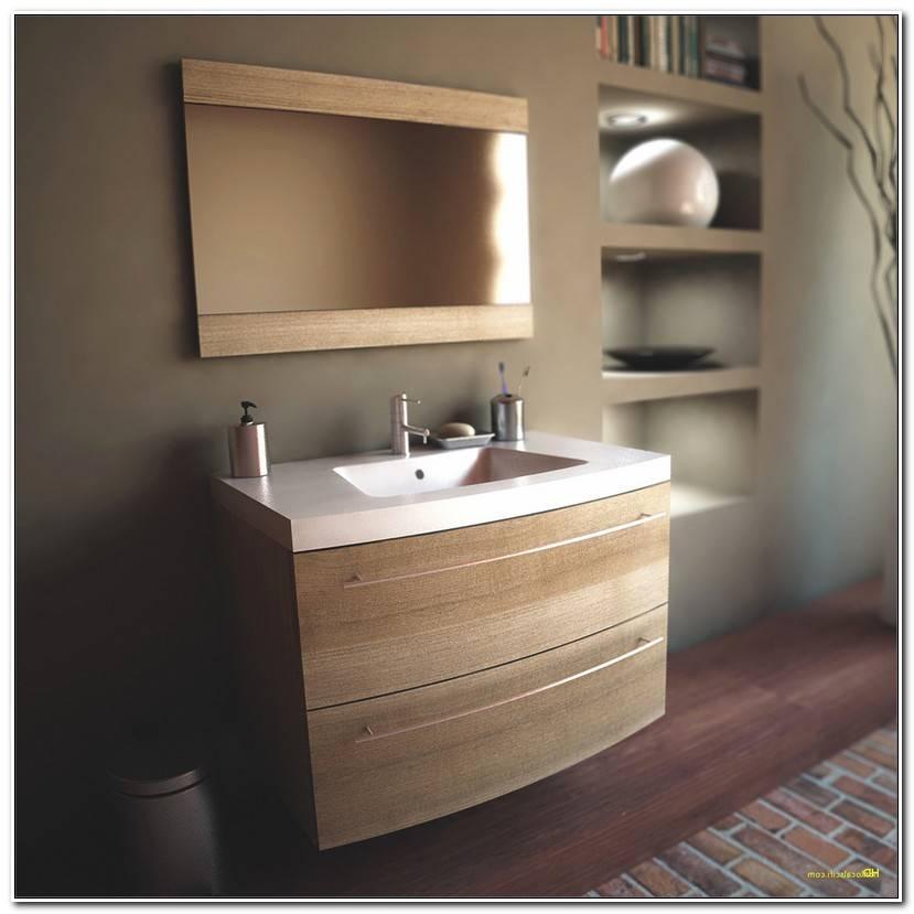 Unique Meuble Vasque Salle De Bain Conforama