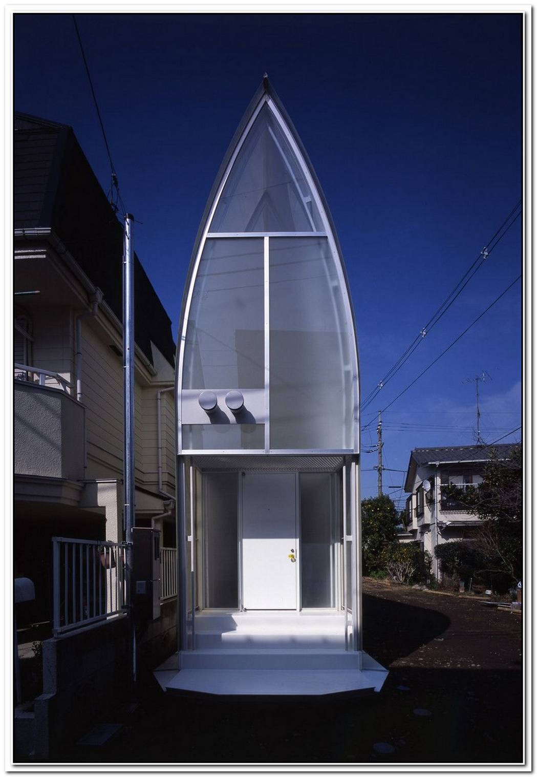 Unique Observatory House In Japan