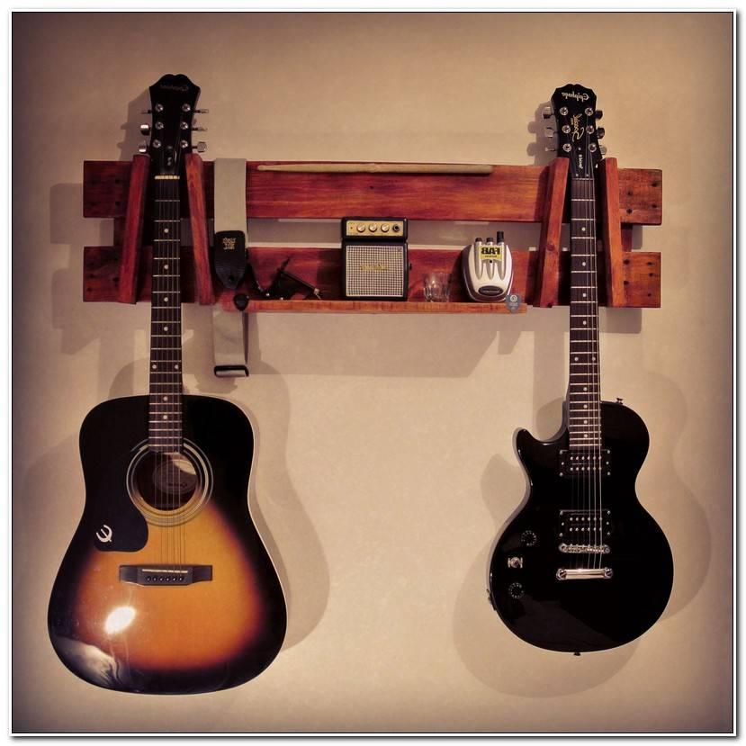 Unique Rangement Guitare