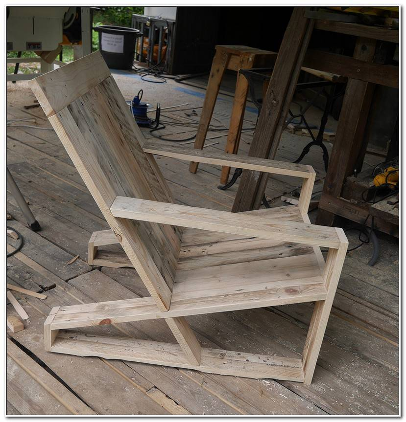 Unique Rocking Chair De Jardin