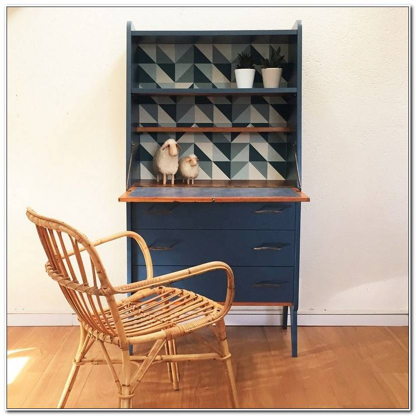 Unique Secretaire Scandinave