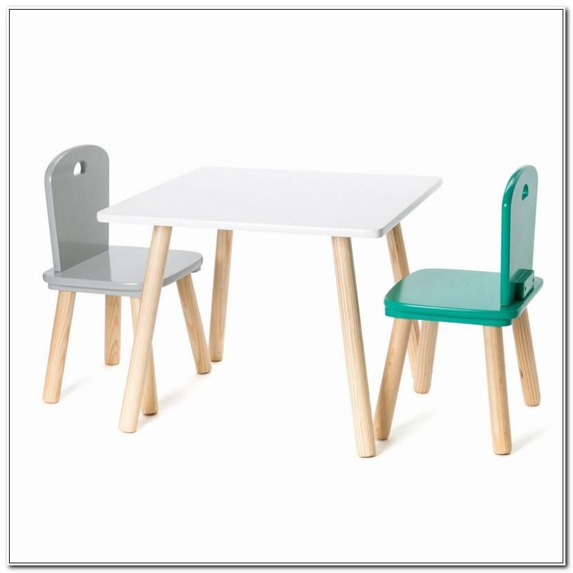 Unique Table Et Chaises Pour Enfants