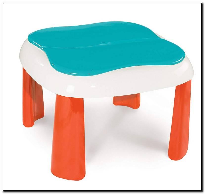 Unique Table Sable Et Eau