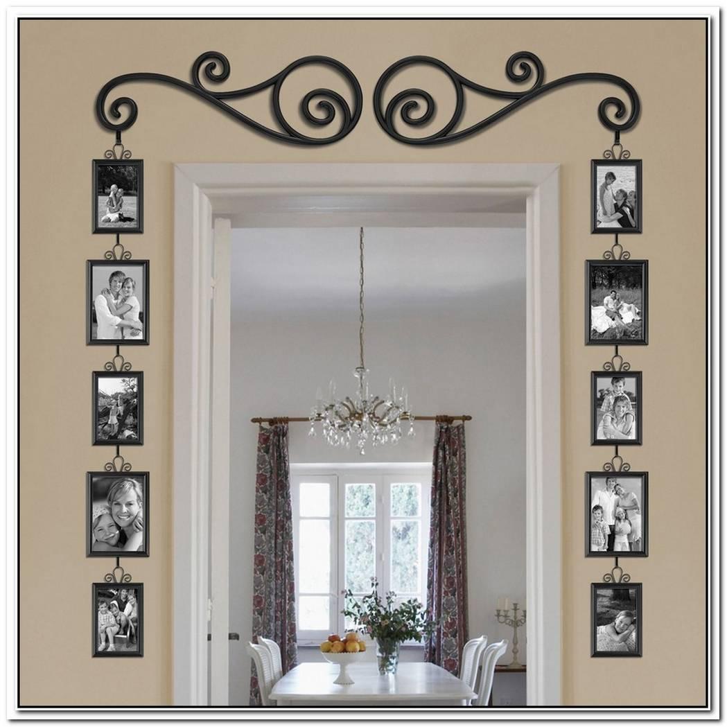 Unusual Form Frame Hanger From Design